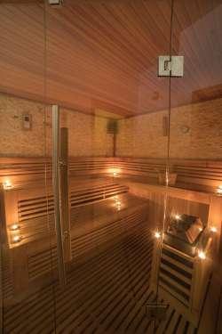 Sauna z africké vrby