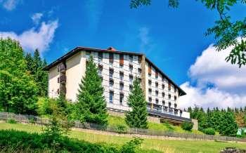 O hotelu Zadov