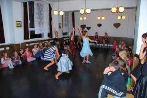 Taneční soustředění