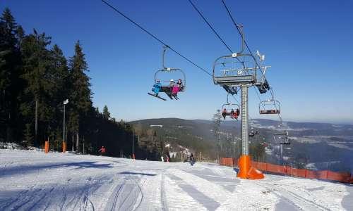 Skiareál Zadov